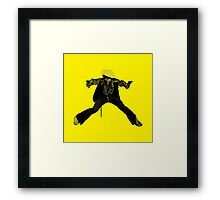 The Harder They Come Framed Print
