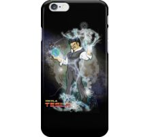 BDZ Tesla Milky Way iPhone Case/Skin