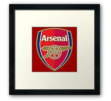 Arsenal FC Framed Print