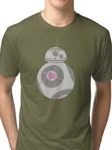 Weighted Companion Droid Tri-blend T-Shirt