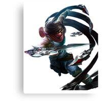 Dragonblade Talon Canvas Print