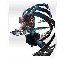 Dragonblade Talon Poster
