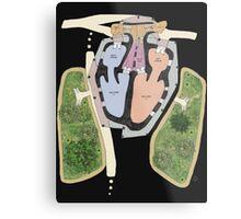 Archi heart / heartchitect Metal Print