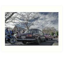 Datsun + Mazda Art Print