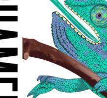 Karma Chameleon Sticker
