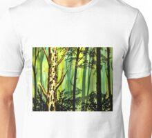 THE OLD DEAD BIRCH Unisex T-Shirt