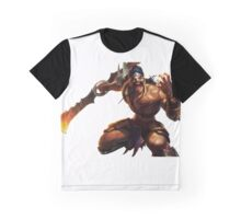 Gladiator Draven Graphic T-Shirt