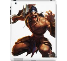 Gladiator Draven iPad Case/Skin