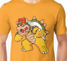 Bowser (Super Mario) Unisex T-Shirt