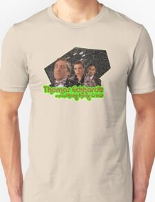 Thomas Eckhardt & his crew Unisex T-Shirt