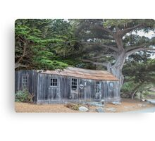 The Whaler's Cabin Metal Print