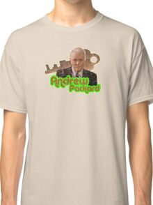 Andrew Packard Classic T-Shirt