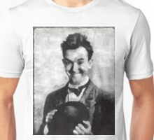 Stan Laurel Vintage Hollywood Actor Comedian Unisex T-Shirt