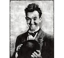 Stan Laurel Vintage Hollywood Actor Comedian Photographic Print