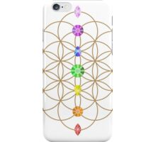 Flower Of Life - Metaphysical iPhone Case/Skin