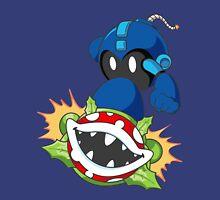 Blue Bob-omber Unisex T-Shirt