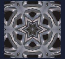 Wheel hub kaleidoscope Baby Tee
