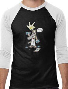 Pychatgore Men's Baseball ¾ T-Shirt