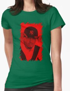 French Montana - Celebrity Womens Fitted T-Shirt