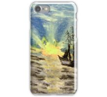 Sailing into the Brightness iPhone Case/Skin