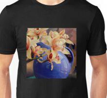 Blue Ball Pitcher Pitched Unisex T-Shirt