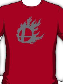 Gray Smash Ball T-Shirt