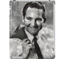 Willie Nelson Country Singer iPad Case/Skin
