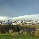 Castlerigg and Skiddaw by Jamie  Green