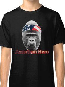 Natural Born Hero : Harambe Classic T-Shirt