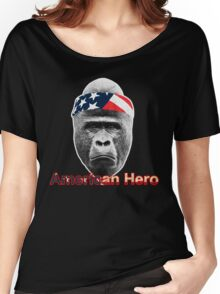 Natural Born Hero : Harambe Women's Relaxed Fit T-Shirt