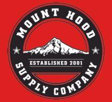 Mount Hood Kids Tee