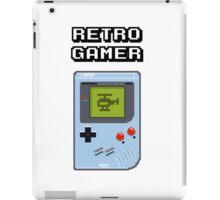 RETRO GAMER HANDHELD Game Console iPad Case/Skin