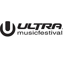 Ultra Music Festival Photographic Print