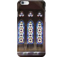 Geometry In Stained-Glass iPhone Case/Skin