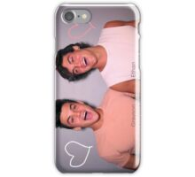 Grayson and Ethan laughing <3 iPhone Case/Skin