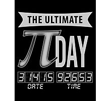 The Ultimate Pi Day Photographic Print