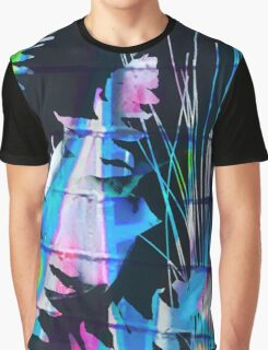 Neon Frond by SpiritualArty Graphic T-Shirt