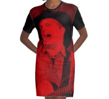 Garth Brooks - Celebrity Graphic T-Shirt Dress