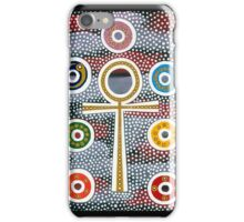 Ankh and Chakra Design iPhone Case/Skin