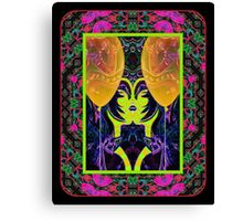 **Day Light Pussy** Canvas Print
