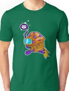 A Muffin Diving Unisex T-Shirt