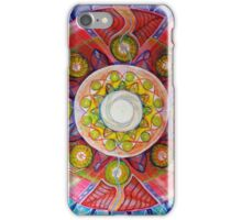 Rebirth Mandala iPhone Case/Skin