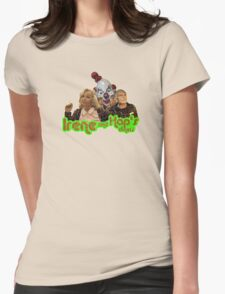 Irene & Hap's Diner Womens Fitted T-Shirt