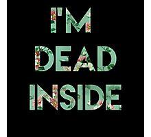 Dead Photographic Print