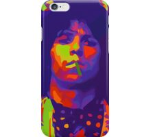 psychedelic keith iPhone Case/Skin