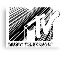 MTV Canvas Print