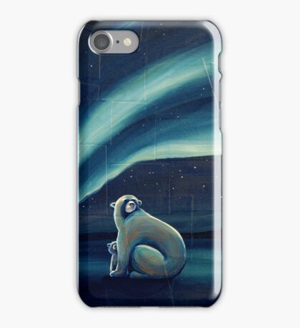 Polar Bears iPhone Case/Skin