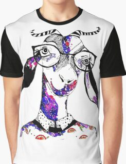 Shit goat real Graphic T-Shirt