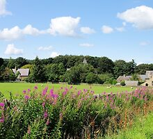 Quintessentially England - 25 - North Pennine Hamlet by Francis Drake