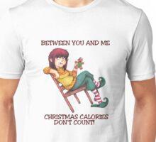 Christmas Calories Don't Count Unisex T-Shirt